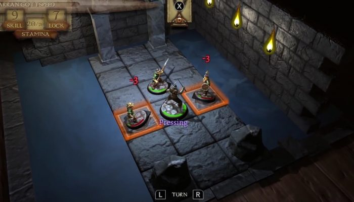 The Warlock of Firetop Mountain: Goblin Scourge Edition! – Launch Trailer