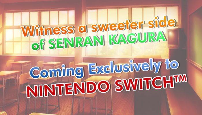 Senran Kagura Reflexions – Launch Trailer