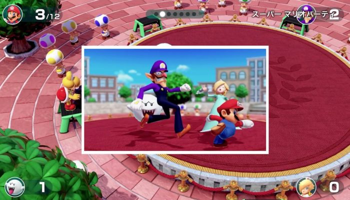 Super Mario Party – Japanese Overview Trailer