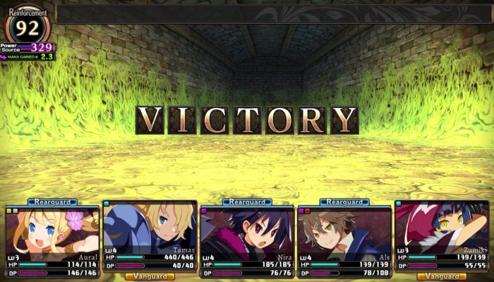 "Labyrinth of Refrain: Coven of Dusk – ""Another Successful Hunt!"""
