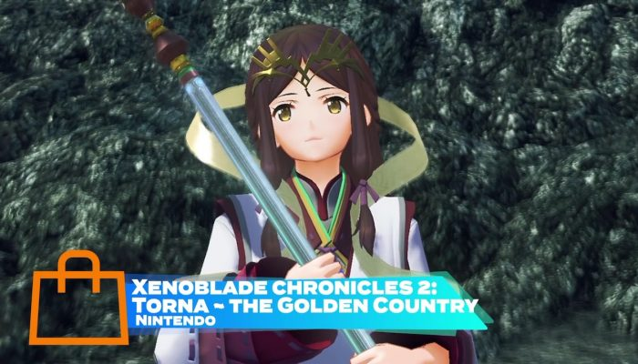 Nintendo Switch – Xenoblade Chronicles 2 Torna The Golden Country & More to Explore!