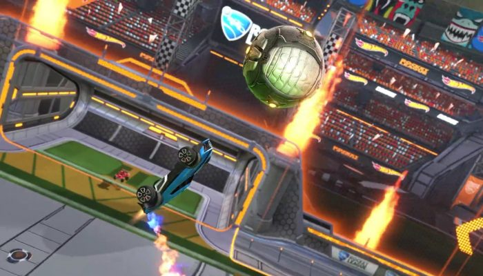 Rocket League – Hot Wheels Triple Threat DLC Pack Trailer