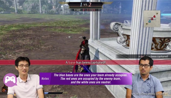 Warriors Orochi 4 – Online Battles
