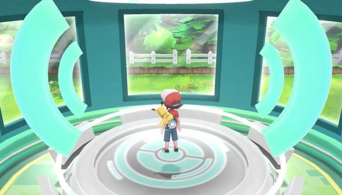 Pokémon: Let's Go, Pikachu! & Let's Go, Eevee! – Japanese September 19 Reveals Trailer