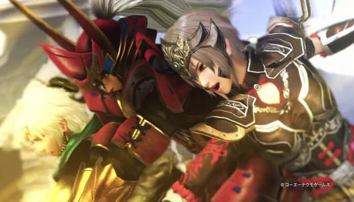 Warriors Orochi 4 – Third Main Japanese Trailer