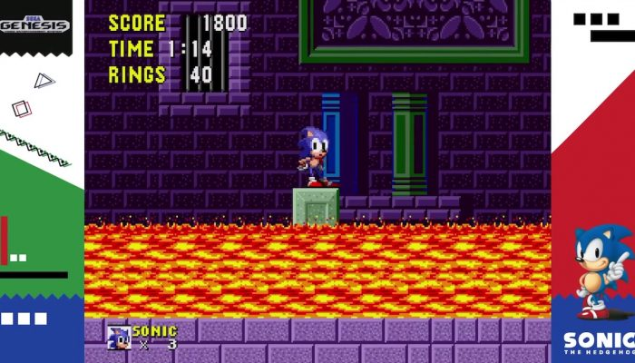 SEGA Ages – Sonic The Hedgehog & Lightening Force: Quest Launch Trailer