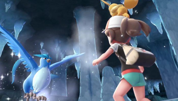 Pokémon : Let's Go, Pikachu & Let's Go, Évoli – Bande-annonce Les oiseaux légendaires apparaissent !