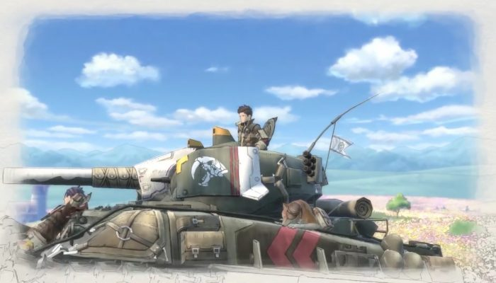 Valkyria Chronicles 4 – Launch Trailer