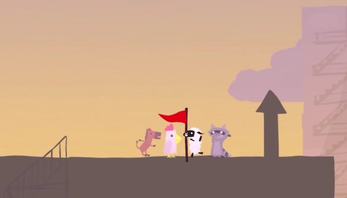 Ultimate Chicken Horse – Launch Trailer