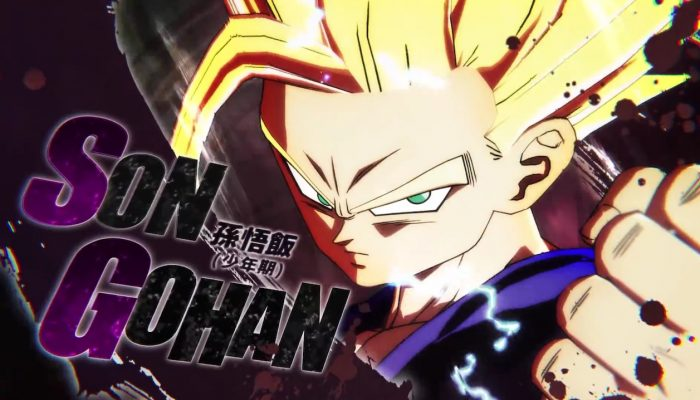Dragon Ball FighterZ – Japanese Nintendo Switch Launch Trailer