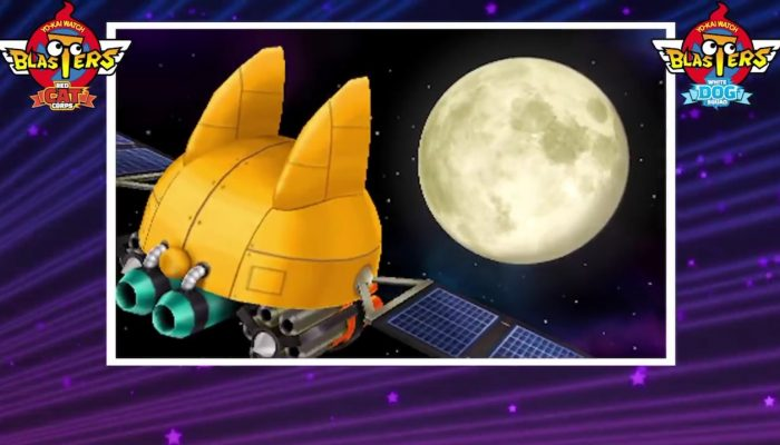 Yo-kai Watch Blasters – Moon Rabbit Crew Trailer