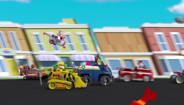 Paw Patrol: On A Roll – Reveal Trailer