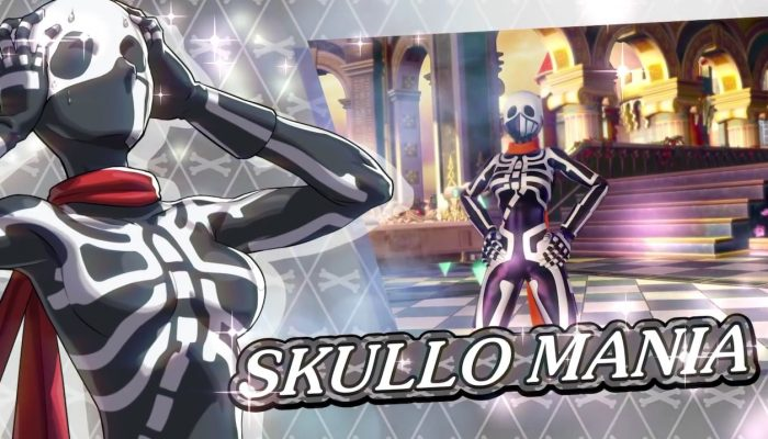 SNK Heroines: Tag Team Frenzy – Friend or Foe? Enter the Skullolady! Trailer