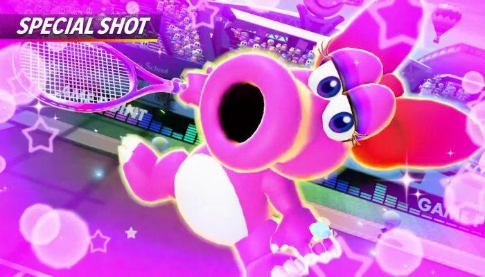 Mario Tennis Aces – Birdo Showcase