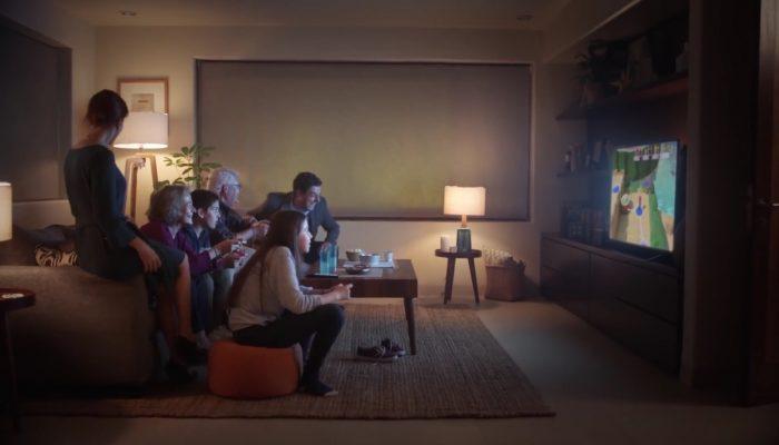 Super Mario Party – Shadows Commercial