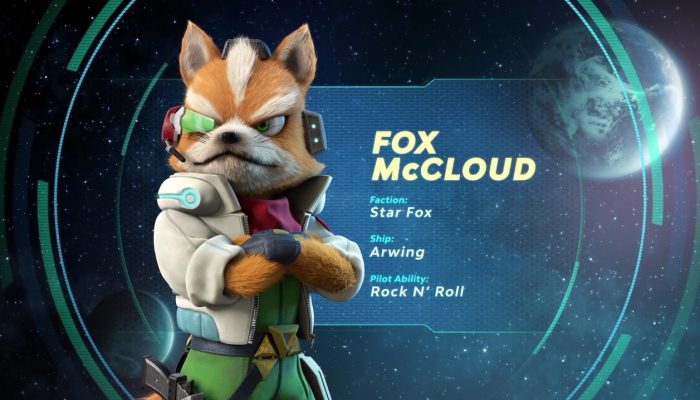 Starlink: Battle for Atlas – Mason Rana & Fox McCloud Pilot Vignettes