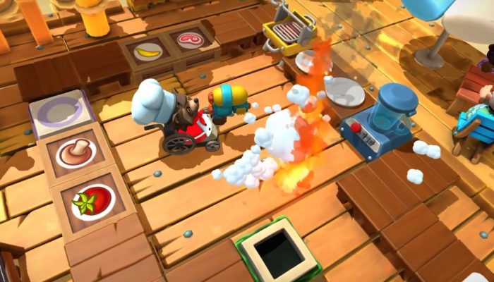 Overcooked 2 – Surf 'n' Turf Launch Trailer