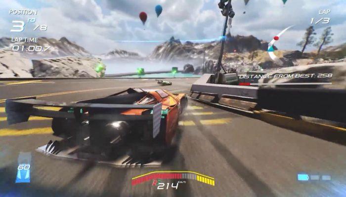 Xenon Racer – Announcement Trailer