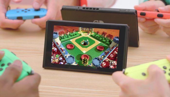 Super Mario Party – Launch Trailer