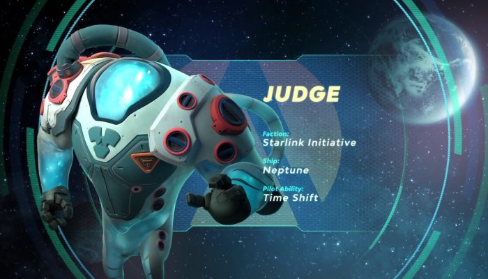 Starlink: Battle for Atlas – Chase Da Silva & Judge Pilot Vignettes