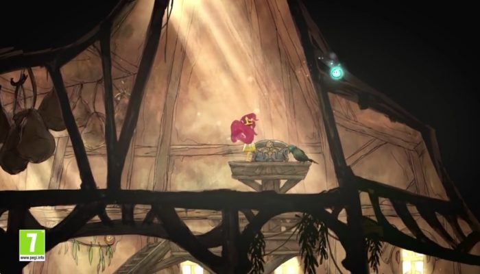Child of Light – Nintendo Switch Launch Trailer