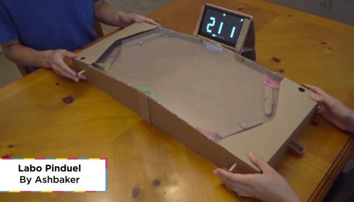 Nintendo Labo – Nintendo Labo Creators Contest No. 2 Highlights