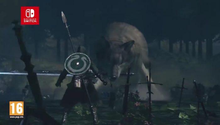 Dark Souls Remastered – Publicité Mourrez… et recommencez !