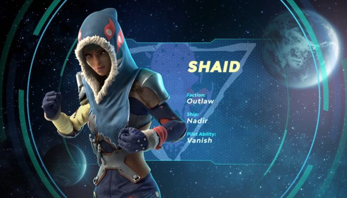 Starlink: Battle for Atlas – Levi McCray & Shaid Pilot Vignettes
