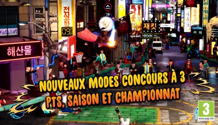 NBA 2K Playgrounds 2 – Bande-annonce de lancement