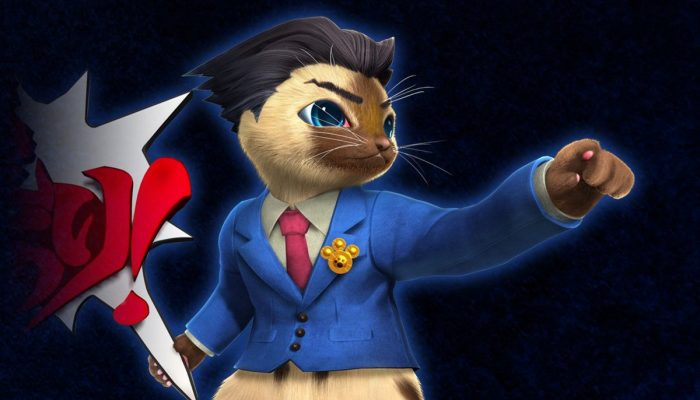 Play like Phoenix Wright and more in Monster Hunter Generations Ultimate