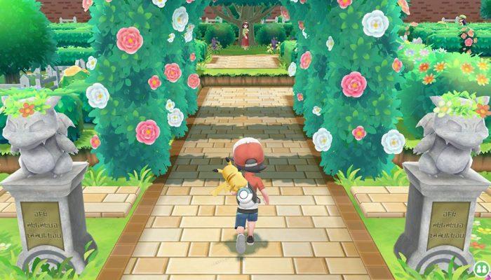 A rundown on Secret Techniques and more in Pokémon Let's Go