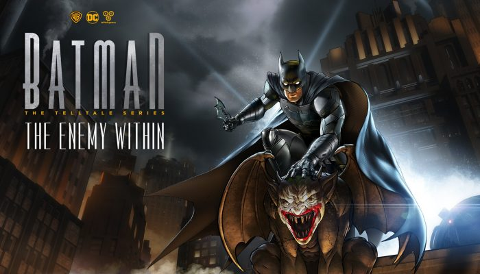 Batman The Enemy Within coming to Nintendo Switch on October 2