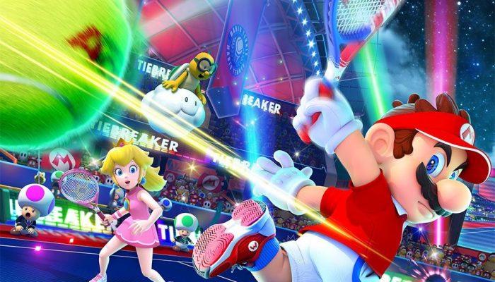 Mario Tennis Aces Ver. 2.0 is here