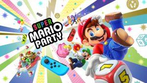 Media Create Top 20 Super Mario Party