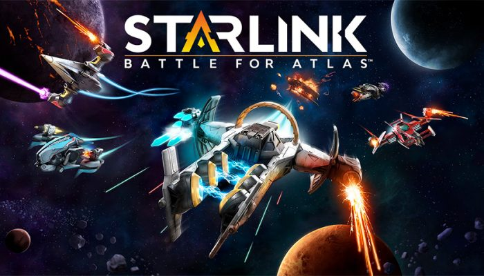 NoA: 'Mix and match pilots, wings, weapons, and hulls to defend the Atlas star system in Starlink: Battle for Atlas'