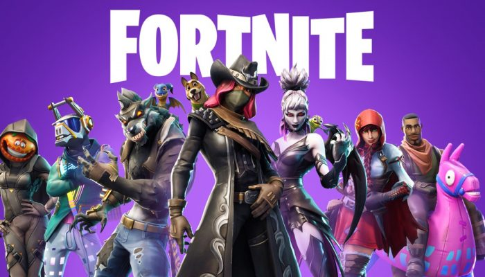 Nintendo France : 'La saison 6 de Fortnite est disponible !'
