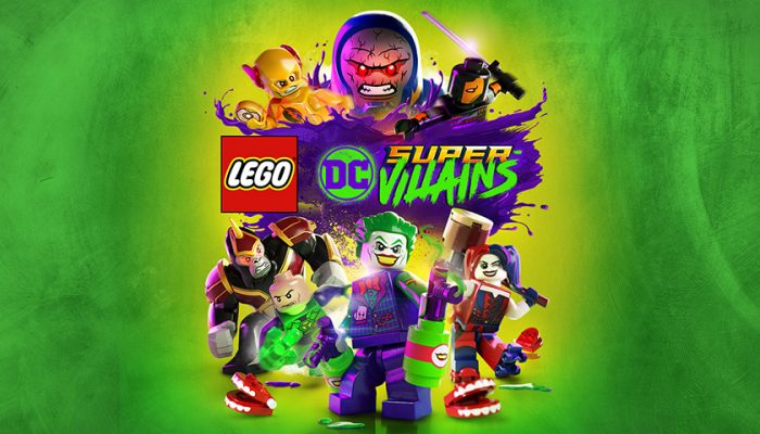 NoA: 'It's good to be bad in LEGO DC Super-Villains!'