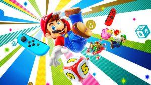Media Create Top 50 Super Mario Party