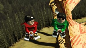 Nintendo eShop Downloads North America LEGO Harry Potter Collection