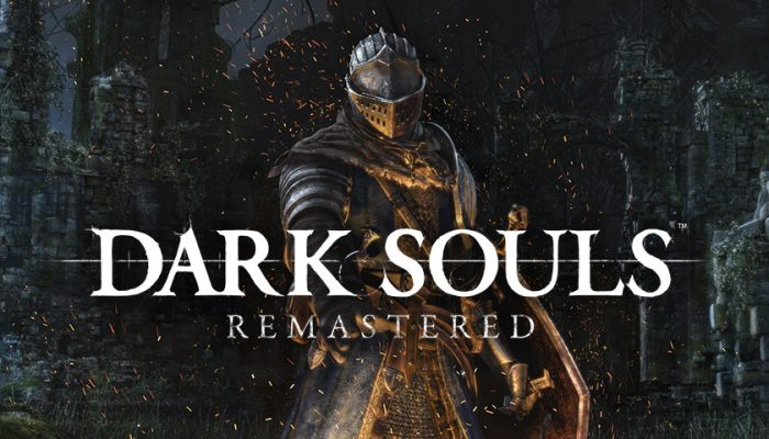 NoA: 'Cast away the dark in Dark Souls: Remastered'
