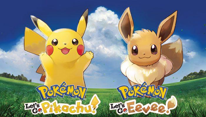 NoA: 'Secret techniques, exclusive moves, and more revealed in latest Pokémon: Let's Go, Pikachu! and Pokémon: Let's Go, Eevee! announcement'