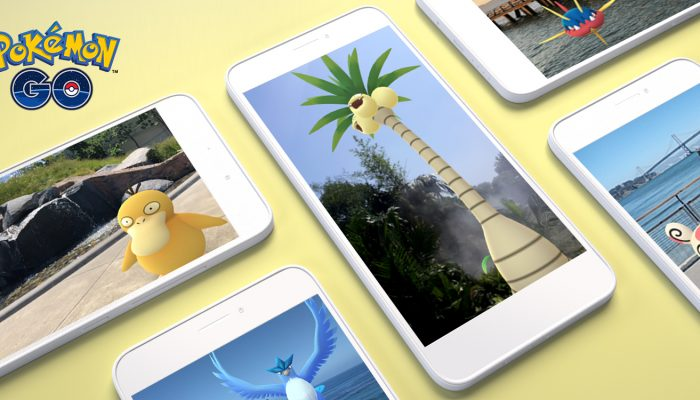 Niantic: 'Pokémon Go AR+ Now Supported by Android!'