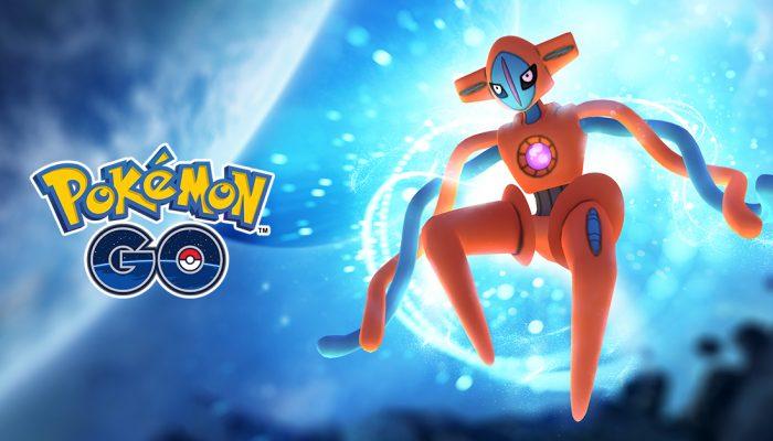 Niantic: 'The Mythical Pokémon Deoxys Transforms EX Raids!'