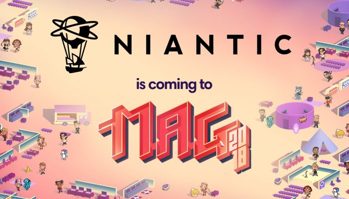 Niantic Labs: 'Don't Miss Niantic at MAG Erfurt!'