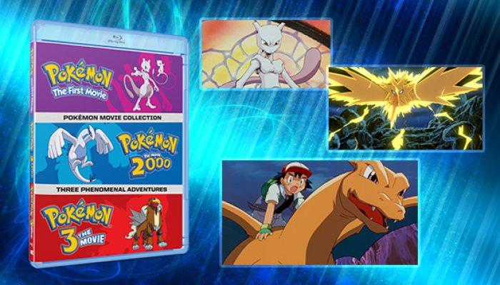 Pokémon: 'Three Pokémon Movie Thrills!'