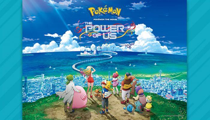 Pokémon: 'Buy Tickets Now for Pokémon the Movie: The Power of Us'