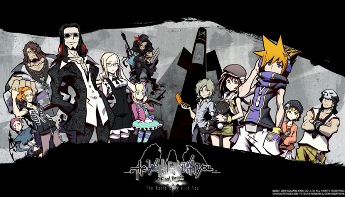 NoA: 'Developer notes on The World Ends with You: Final Remix'
