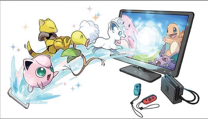 NoA: 'Exciting new details about Go Park, Legendary Pokémon and more unveiled for Pokémon: Let's Go, Pikachu! and Pokémon: Let's Go Eevee!'