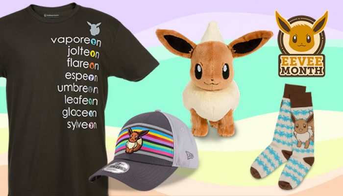 Pokémon: 'Eevee Is Everywhere in the Pokémon Center'