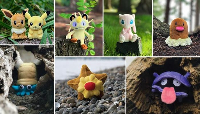 Pokémon: 'Collect Your Favorites from Kanto'